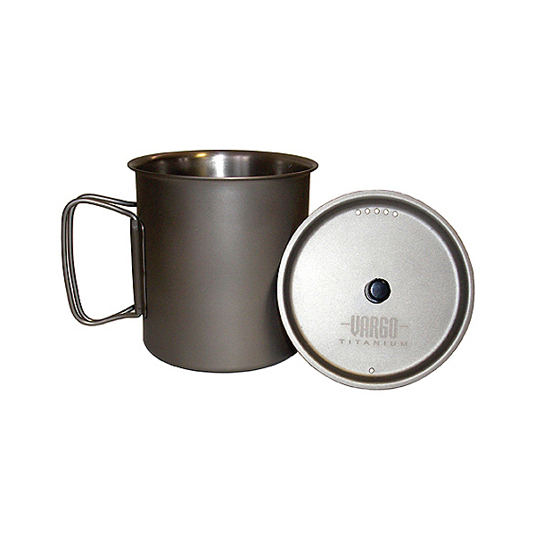 Vargo Titanium TI-Lite 750mL Mug, , 600