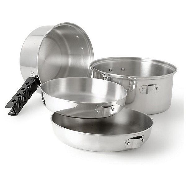 GSI Outdoors Glacier Stainless Cookset, , 600