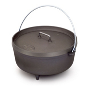GSI Outdoors 12 Inch Hard Anodized Dutch Oven, , medium