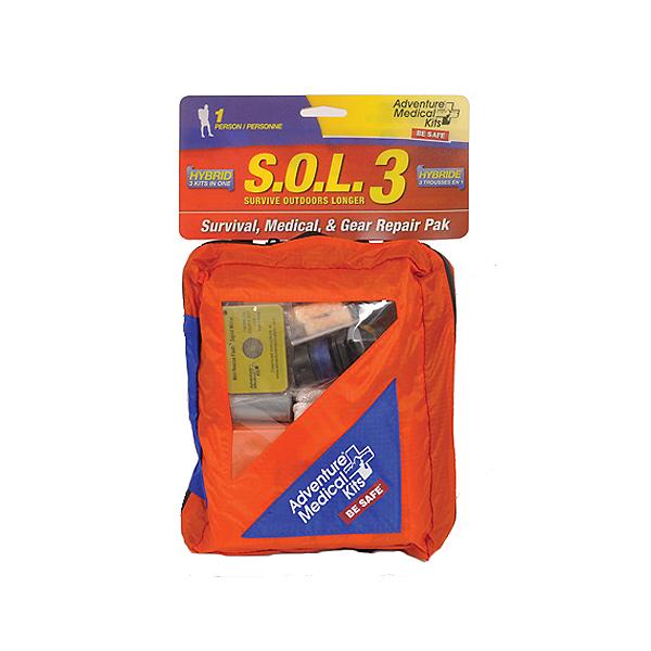 Adventure Medical Kits Sol Hybrid 3, , 600
