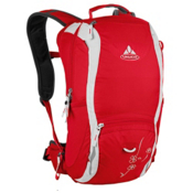 Vaude Roomy 12+3 Womens Daypack, Red, medium