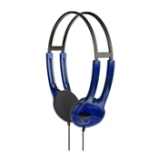 Skullcandy Icon SC Headphones, Blue, medium