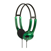 Skullcandy Icon SC Headphones, Green, medium