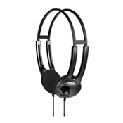 Skullcandy Icon SC Headphones, Gunmetal, medium
