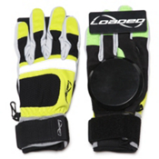 Loaded Freeride Gloves, Yellow, medium