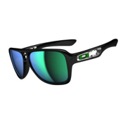 Oakley Dispatch II Sunglasses, Polished Black, medium