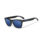 Oakley Frogskins Sunglasses, Matte Black, medium