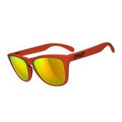 Oakley Frogskins Sunglasses, Mesa Orange, medium