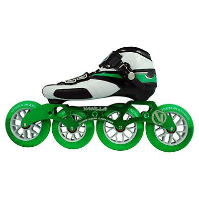 Vanilla Green Machine Speed Inline Skates, , large