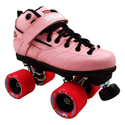 Sure Grip International Rebel Pink Speed Roller Skates, , 256