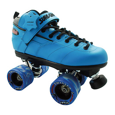 Sure Grip International Rebel Twister Blue Boys Speed Roller Skates, , large