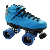 Sure Grip International Rebel Twister Blue Speed Roller Skates, , medium