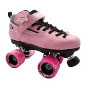 Sure Grip International Rebel Twister Pink Boys Speed Roller Skates, , medium