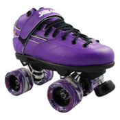 Sure Grip International Rebel Twister Purple Speed Roller Skates, , medium