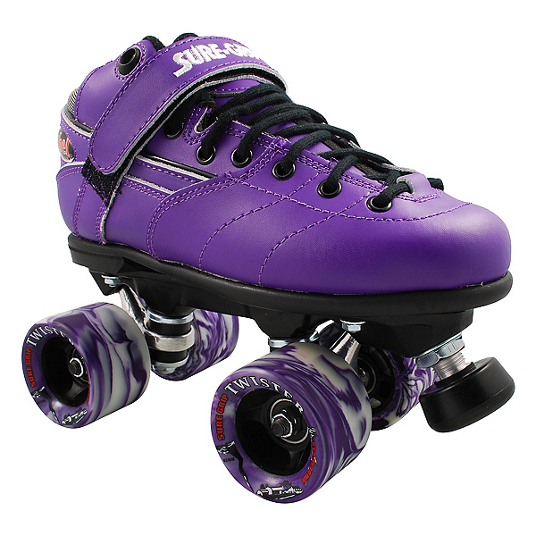 Sure Grip International Rebel Twister Purple Speed Roller Skates, , 600