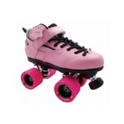 Sure Grip International Rebel Zoom Boys Speed Roller Skates, Pink, medium