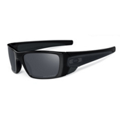Oakley Fuel Cell Polarized Sunglasses, Polished Black, medium