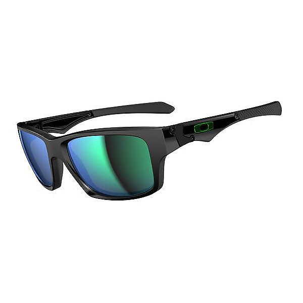 Oakley Jupiter Squared Sunglasses, Polished Black, 600