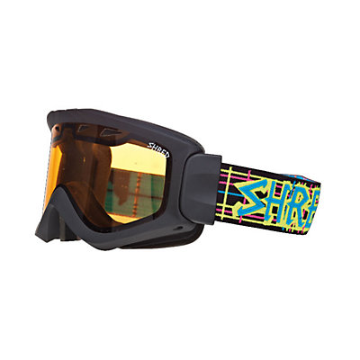 SHRED Yoni Fruition Black Goggles, , viewer