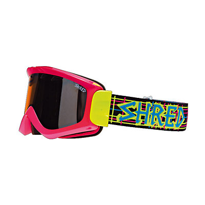 SHRED Yoni Fruition Pink Goggles, , viewer