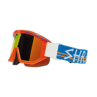 SHRED Omnibot 80s Papaya Goggles, , large
