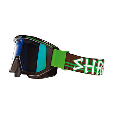 SHRED Omnibot 80s Kiwi Goggles, , viewer