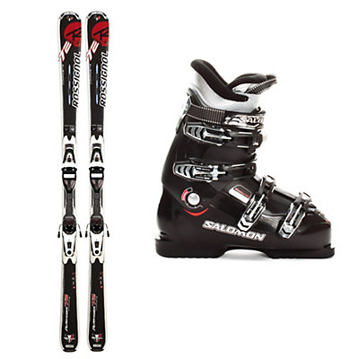 Rossignol Avenger 72 Composite Ski Package, , large