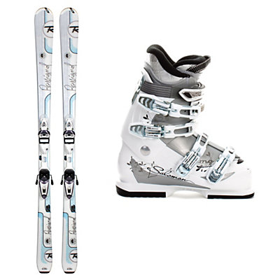 Rossignol Attraxion Limited Womens Ski Package, , large