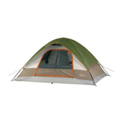 Wenzel Pine Ridge 5 Tent, Brown, medium