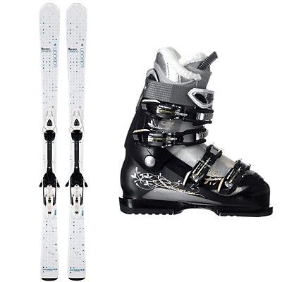 Salomon Origins Lagoon Womens Ski Package, , large