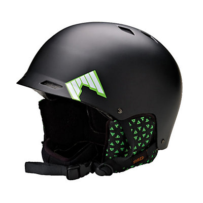 SHRED Half Brain Helmet, , large
