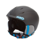 SHRED Toupee The Schwarz Helmet 2013, Black, medium