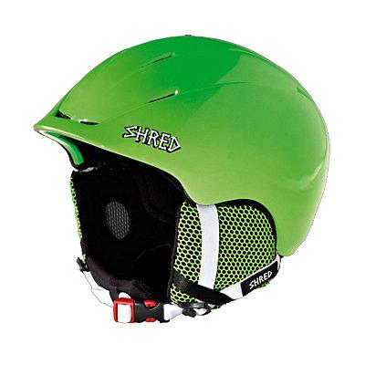 SHRED Toupee Green Helmet, , large
