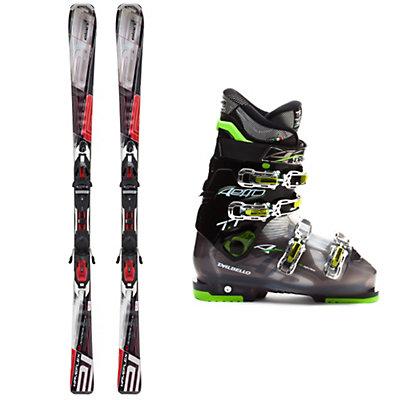 Elan Waveflex 10 Ski Package, , large