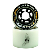 RC Cosmic Superfly Roller Skate Wheels 2013, White, medium