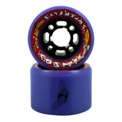 RC Cosmic Superfly Roller Skate Wheels 2014, Purple, medium