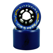 RC Cosmic Superfly Roller Skate Wheels 2013, Blue, medium