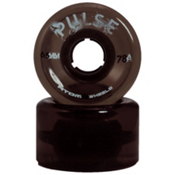 Atom Pulse Roller Skate Wheels 2013, Brown, medium