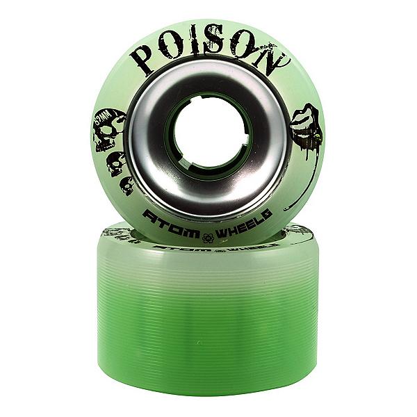 Atom Poison Alloy - 8 Pack Roller Skate Wheels, , 600
