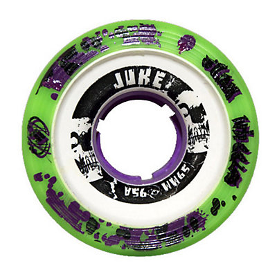 Atom Juke 2.0 Purple Roller Skate Wheels - 4 Pack, , large