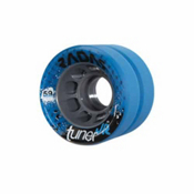 Radar Tuner Jr Tite Roller Skate Wheels - DU93A_4 Pack 2014, Blue, medium