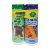 Nikwax Hardshell Twin Pack, , medium