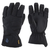 Volcom Full Pipe Gore-Tex Gloves, Black, medium