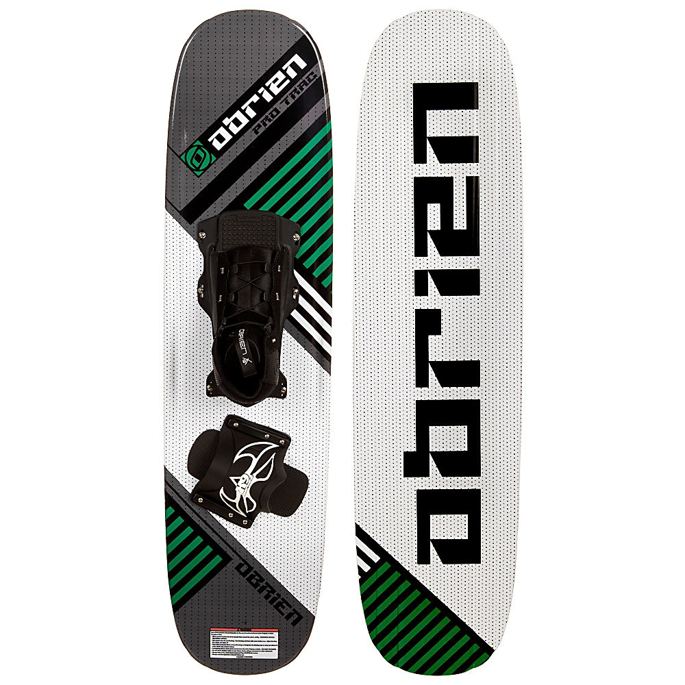O'Brien Pro Trac Trick Combo Water Skis With X-9 Bindings