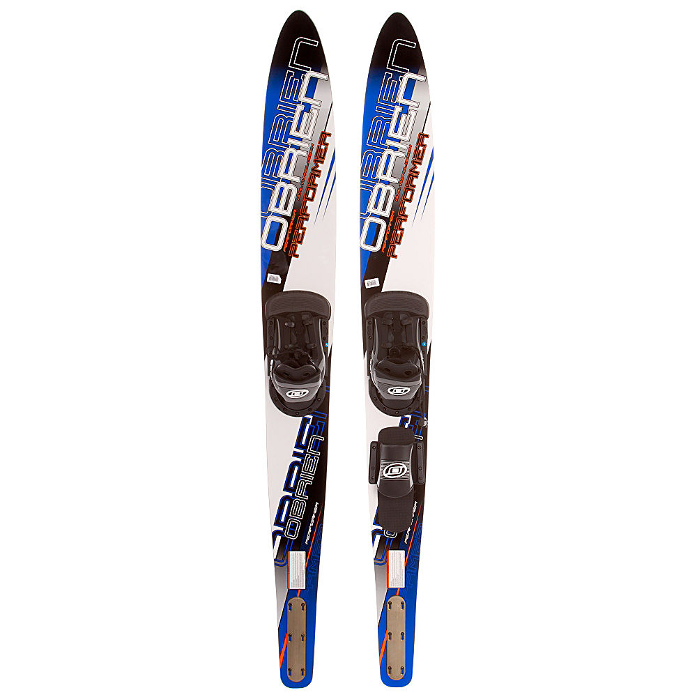 O'Brien Performer Combo Water Skis With X-8 Bindings 2013