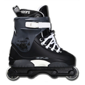 Razors Genesys 7.4 Aggressive Skates, , medium