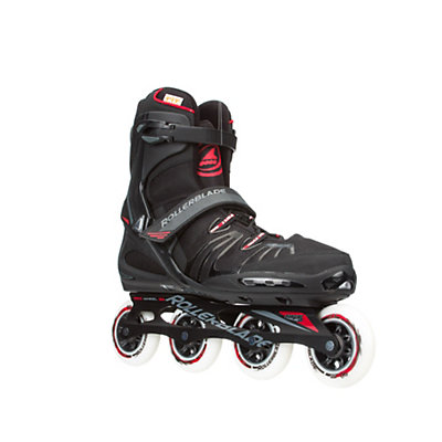 Rollerblade RB XL Inline Skates 2017, Black-Red, viewer