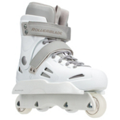 Rollerblade Solo Trooper Aggressive Skates, White, medium