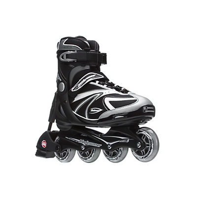Bladerunner Performa ABT Inline Skates, Black-White, viewer