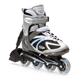 Bladerunner Performa ABT Womens Inline Skates, Silver-Blue, 256